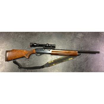 Remington 11-87 Premiere 12ga Cantilever Slug Gun w/Burris 1.75-5 Scope