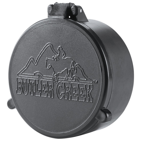Butler Creek Flip Open Scope Cover Objective Lens Size 9