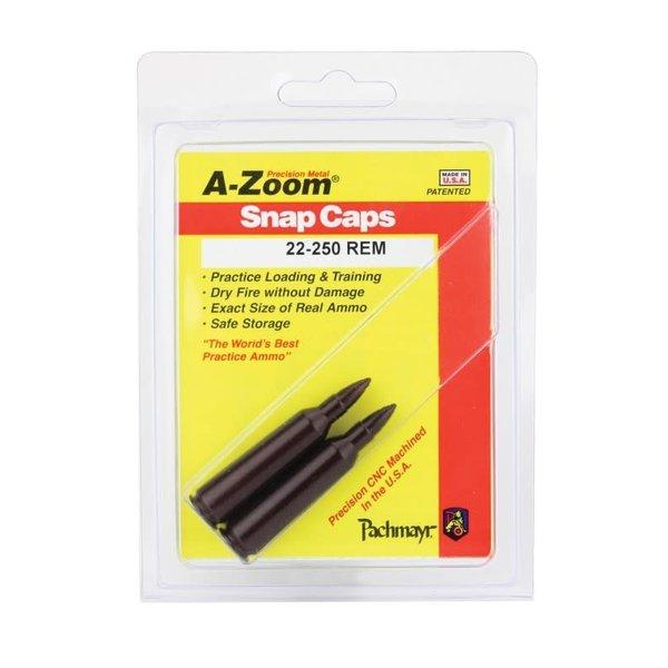 A-Zoom Snap Caps 22-250 Rem 2/Pk