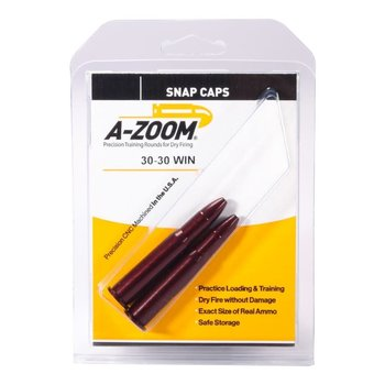 A-Zoom Snap Caps 30-30 Win 2/Pk