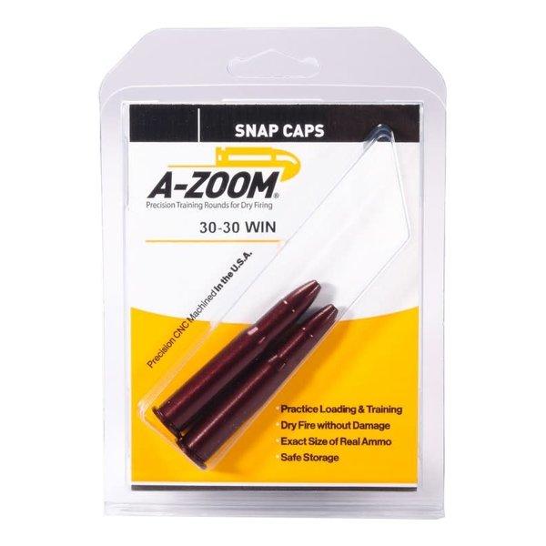 A-Zoom Snap Caps 30-30 Win 2/Pk