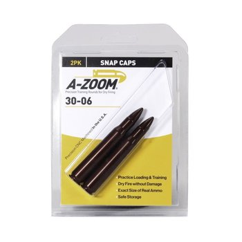 A-Zoom Snap Caps 30-06 2/Pk