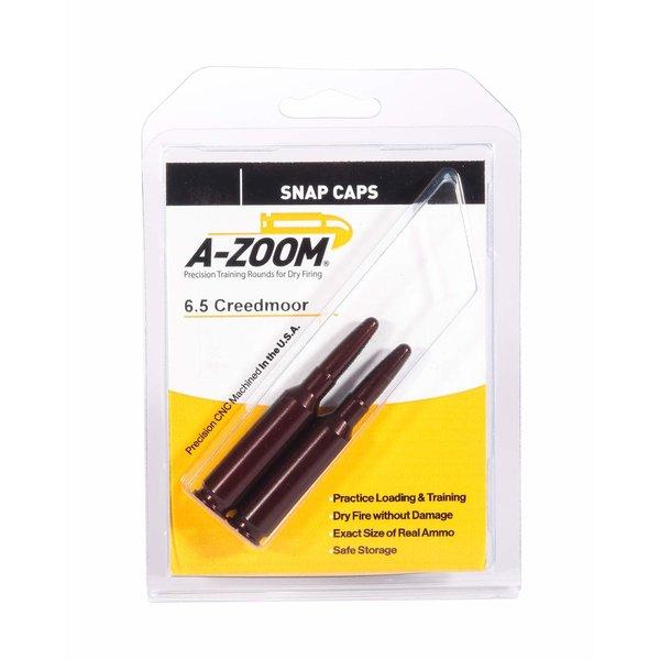 A-Zoom Snap Caps 6.5 Creedmore 2/Pk