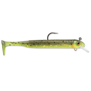 "Storm 360GT Searchbait Swimmer 4-1/2"" Hot Olive 1/4oz"