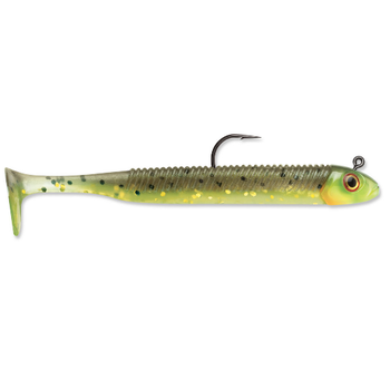 "Storm 360 GT Search Bait. 5-1/2"" Hot Olive"