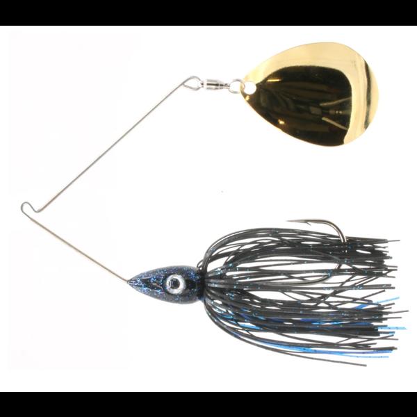 Nichols Pulsator Zero Dark Thirty 1/2oz Black & Blue. Single Colorado