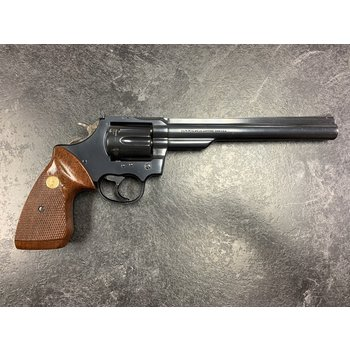 "Colt Trooper Mark III 22 LR 8"" Blued Revolver"