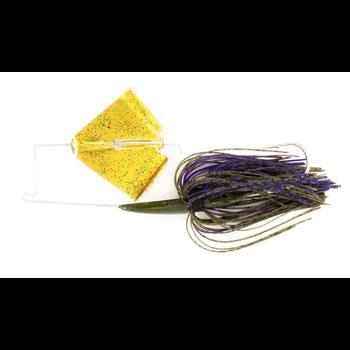 Nichols Reflex Metal Flake Buzzbait 3/8oz JT's Flordia Hammer