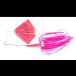 Nichols Reflex Metal Flake Buzzbait 3/8oz Bubblegum