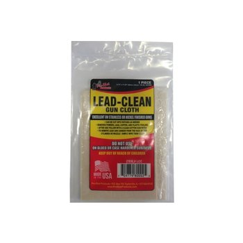 Pro-Shot Lead-Clean Gun Cloth