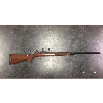 Remington Model 541-T 22LR Bolt Action Repeater w/Rings