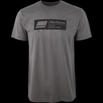 Abu Garcia Svangsta T-Shirt, Grey, L