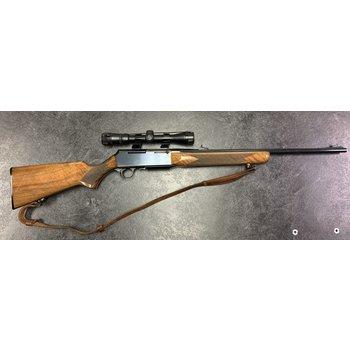 Browning BAR 270 Win Semi Auto Rifle w/Bausch & Lomb 1.5-6 Scope
