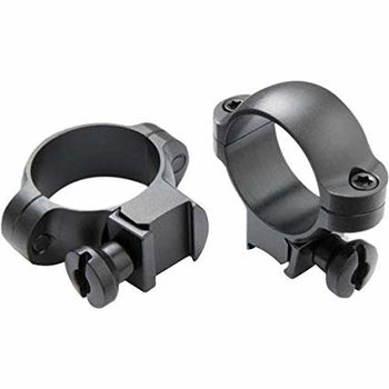 Burris Burris 1in .22 Rings, Medium, Matte
