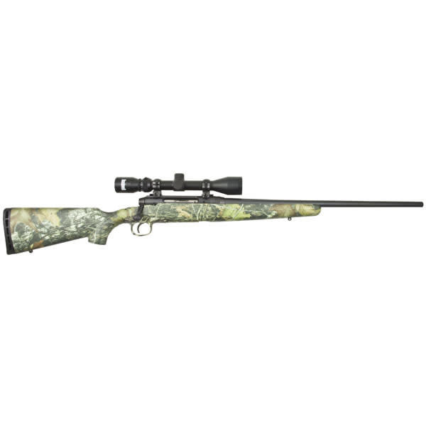 Savage Arms Savage Axis XP Camo Combo 308 Win Bolt Action Rifle w/Weaver 3-9 Scope
