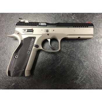 CZ Shadow 2 Urban Grey 9mm Pistol w/Box, 3 Mags & Manuals