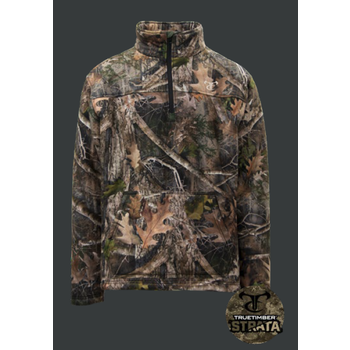 TrueTimber High Pile NioRada Pullover Jacket