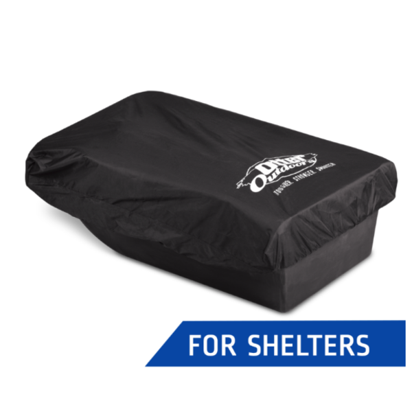 Otter Fish House Travel Cover. Resort