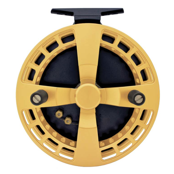 "Streamside Extreme 4.75"" Float Reel. Gold"