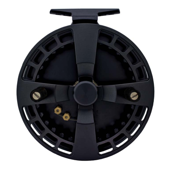 "Streamside Extreme 5.25"" Float Reel. Black"
