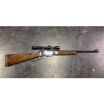 Browning BLR 81 308 Win Lever Action Rifle w/Redfield 2-7 Scope