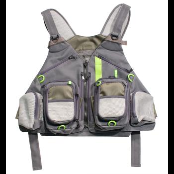 Streamside Spirit Fishing Vest, XL-2XL