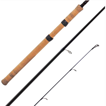 Streamside Force 13' 2-pc Float Rod. Sliding Rings