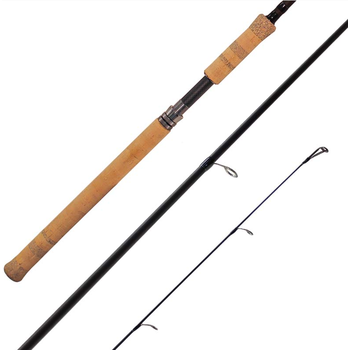 Streamside Force 13' 2-pc Float Rod. Fixed Reel Seat
