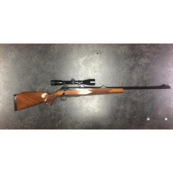 Sauer Model 200 7mm Rem Mag Bolt Action Rifle w/Bausch & Lomb Balvar 3-9 Scope