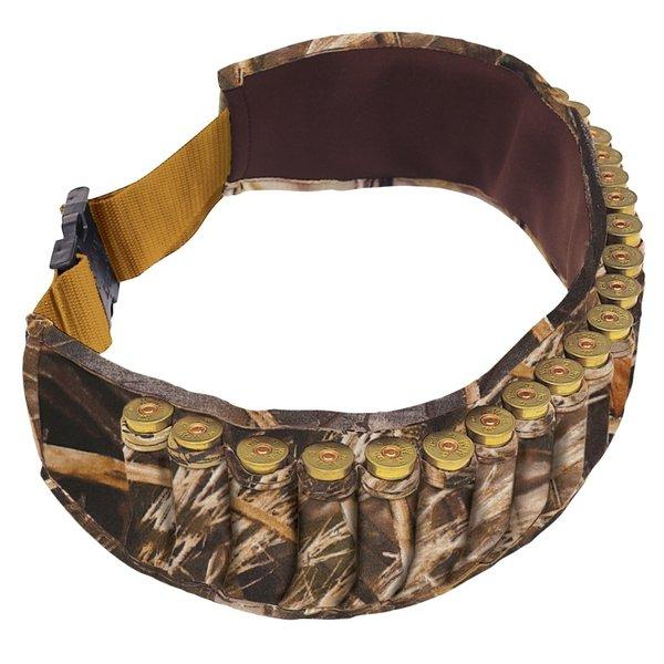 Allen Neoprene Shell Belt, Max-4 Camo