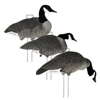 Tanglefree Canada Skinny Decoys 12 Pack w/flocked Heads