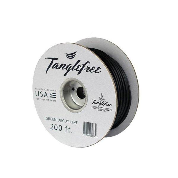Tanglefree Original 200' Green Decoy Line