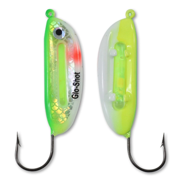 Northland Glo-Shot Jig Super-Glo Perch 3/8oz