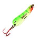 Northland Buck-Shot Flutter Spoon 1/8oz UV Glo Perch