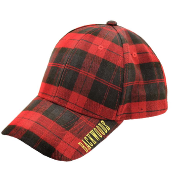 Backwoods Lumberjack Ball Cap