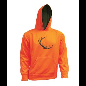 Backwoods Hoody, Blaze Orange, S