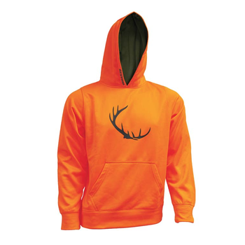 Backwoods Hoody, Blaze Orange, XXXL
