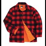 Lumberjack Reversible Hunting Jacket, Red/Black Check, L