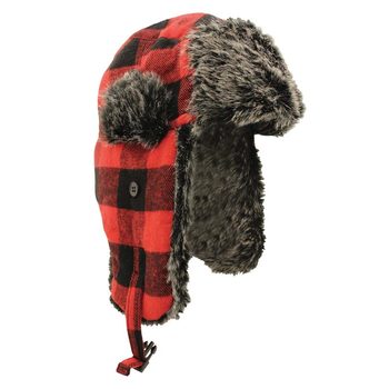 Backwoods Lumberjack Fur Cap