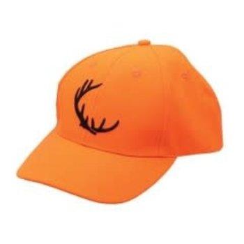 Backwoods Embroidered Cap, Blaze Orange