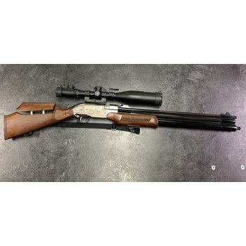 Sam Yang Samatra 2500 .25 Cal PCP Air Rifle w/CenterPoint 4-16 Scope & 15 Boxes Of Pellets