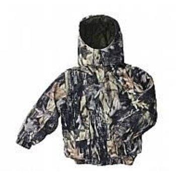 Backwoods Hunter Kid's Jacket, Pure Camo Vertical HD, XL