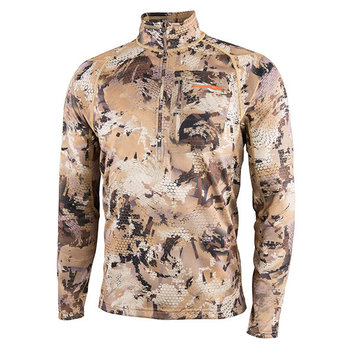 Sitka CORE Mid Wt Zip-T Optifade Waterfowl L