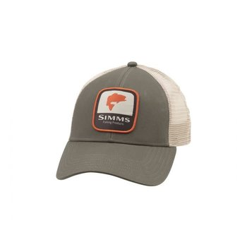 Simms Bass Patch Trucker Canteen