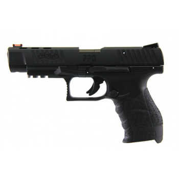 """Walther PPQ M2 - .22LR, 5"""", Ported Slide Semi Auto Pistol"""