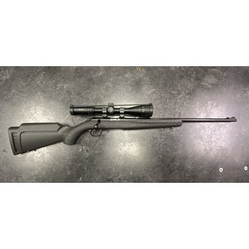 Ruger American 22 WMR Bolt Action Rifle with Hawke Vantage 22 WMR Illuminated Scope
