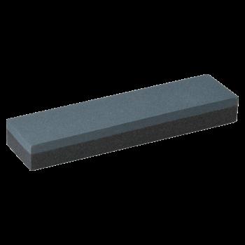 "Lansky Dual-Grit Combo Stone. Coarse/Fine Grit. 2""x 8"""