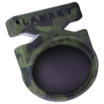 Lansky Quick Fix Pocket Sharpener, Camo
