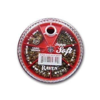 Raven Super Soft Camo Brown 6-Part Shot Dispenser.