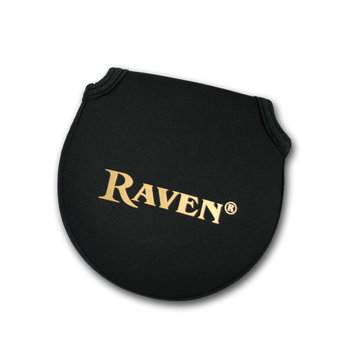 Raven Neoprene Reel Case Black XL.